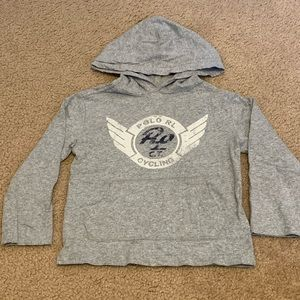 Polo Ralph Lauren Hooded Tee - 4T